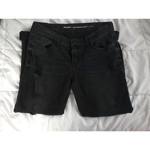 Old Navy Jeans - Distressed Old Navy skinnies